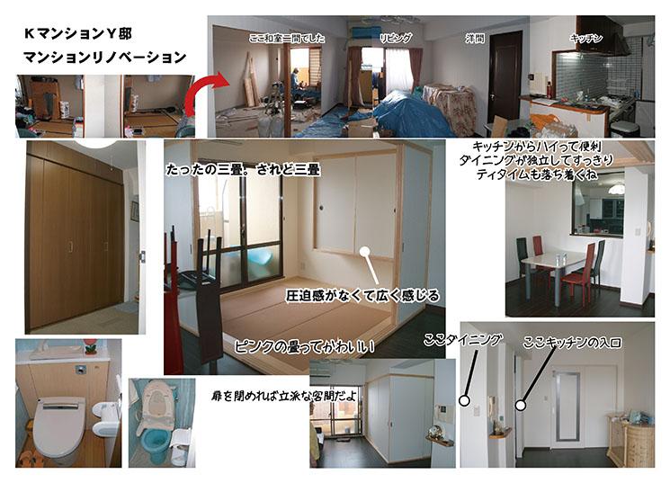 泉佐野市のマンションリフォーム